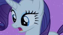 "Rarity ""pile of mush"" S02E05"