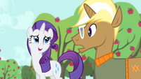 Rarity 'so to speak' S4E13