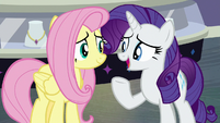 Rarity -you have all the inner strength- S8E4