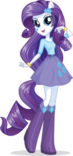Rarity EqG bio art