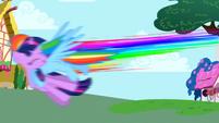 S01E01 Zderzenie Twilight z Rainbow Dash
