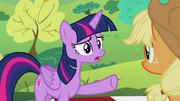 S04E18 Twilight mówi, że przyjazd Maud jest dla Pinkie bardzo ważny
