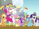 Rainbow kommt zur Vernunft