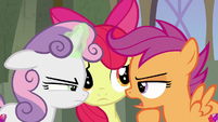 Scootaloo -I don't remember any sea monsters- S8E6