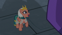 Somnambula answering -hope!- S7E18