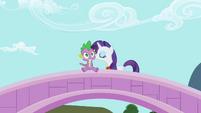 Spike's second kiss S2E10
