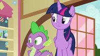 """Spike """"shouldn't have doubted you"""" S7E3"""
