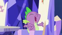 Spike -isn't he the best-- S8E24