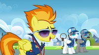 Spitfire 'Let me be the first to tell you' S3E07