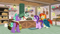 Starlight and Sunburst meet Organic Baker S8E8