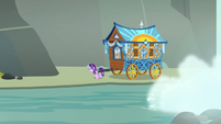 Starlight back in Ghastly Gorge S8E19