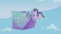 Starlight mocks Twilight and her friends' --cutie mark bond-- S5E25