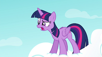 Twilight -Well, if you heard me muttering- S4E21