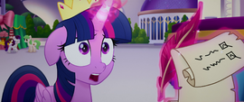 "Twilight Sparkle ""what if I'm not?!"" MLPTM"