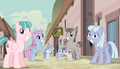 Unmarked ponies cover fillies' ears S5E1.png