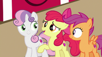 "Apple Bloom ""are you makin' another delivery"" S7E8"