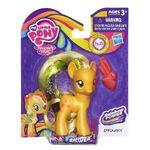 Applejack Rainbow Power Playful Pony toy