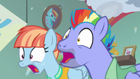 "Bow and Windy ""our daughter's a Wonderbolt?!"" S7E7"