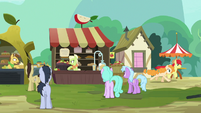Bright Mac and Pear Butter running off together S7E13
