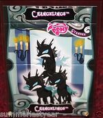 Changelings trading card standee