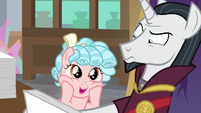 "Cozy Glow ""I'm her right-hoof mare!"" S8E26"