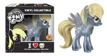 Derpy Toy 2013 Glitter Figure