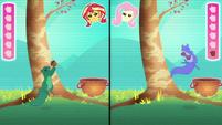 Fluttershy's avatar grabs a peanut EGDS34