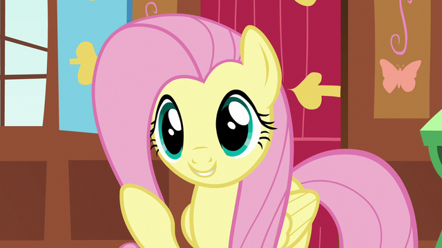 "File:Fluttershy ""happy to have such experienced ponies"" S7E5.png"