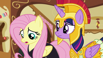 Fluttershy making more excuses S5E21