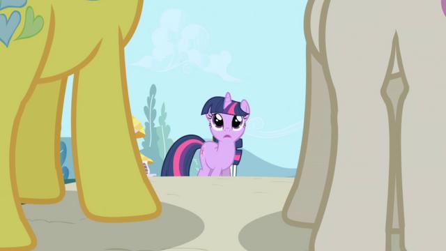 Файл:Lemon Hearts and Twinkleshine approach Twilight S01E01.png