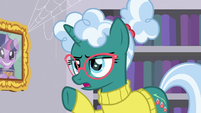 """Librarian Pony """"go and see First Folio"""" S9E5"""