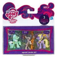 Lyra, Lyrica, Octavia zabawki