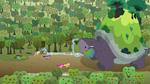 Mane Six vs. Mr. Tortoise-Snap on the farm S9E13