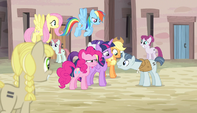 "Party Favor ""are you an Alicorn?"" S5E1"