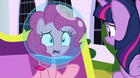 "Pinkie Pie ""that's all I could see"" S9E4"