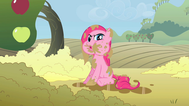 "File:Pinkie Pie ""what happened?"" S02E01.png"