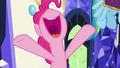 """Pinkie Pie cheering """"yay!"""" S7E14.png"""