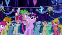 Popular background ponies 4 S01E01