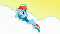 Rainbow Dash, time to get working S1E11