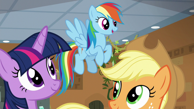 "File:Rainbow Dash ""I've seen those symbols!"" S7E2.png"