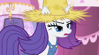 Rarity 'what you're gittin' at!' S4E13