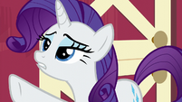 Rarity --let's not kid ourselves!-- S6E10