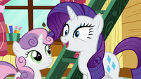 Rarity -I'm so excited- S7E6