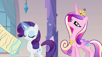 "Rarity and Cadance ""done"" S03E12"