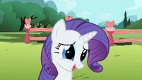Rarity talks to Fluttershy S1E17