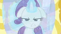 Rarity trying to make her mane move MLPS1