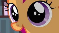 Scootaloo's face S3E04
