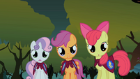 Scootaloo 'Two chickens ' S1E17