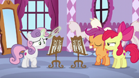 Scootaloo --that was simple!-- S6E4