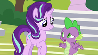 "Spike ""why didn't you just talk to Discord?"" S8E15"